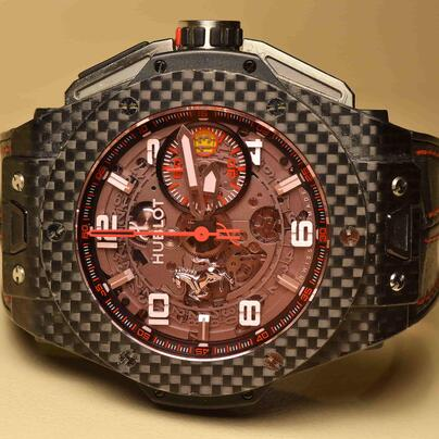 ремонт Hublot Big Bang collection