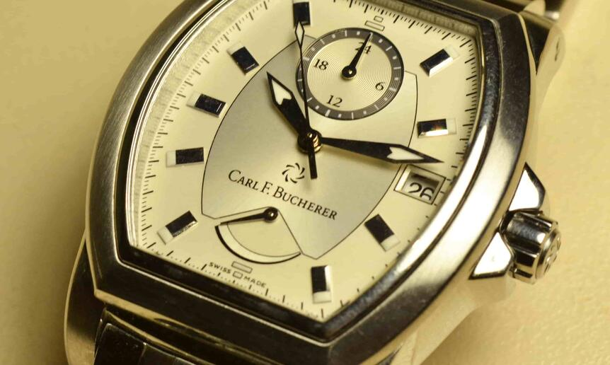 сервис Carl F. Bucherer в СПБ