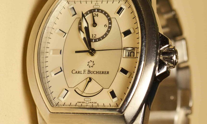 сервис часов Carl F. Bucherer в СПб